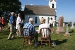 Valley Grove, #96 cemetery storyteller JonRondestvedt