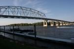 Wabasha, #349 Mississippi River &bridge