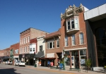 Decorah, #103 downtown street view
