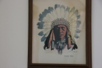 Decorah, #124 portrait of Waukon Decorah atlibrary
