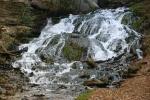 Decorah, #152 Dunning's Spring waterfallclose-up