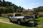 Seed Savers, #210 truck &overview
