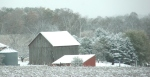 Snow, #252 farmsite