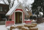 Christmas in Northfield, #13 Santa house