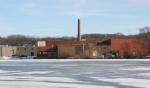 Winter walk in Minnesota, #17 Faribault WoolenMill