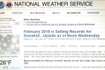 NWS snowiest February 2 –Copy