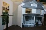 WW I exhibit, #45house