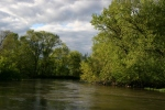 Spring in Faribault, #10 Two Rivers park river