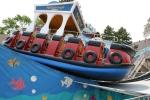 Carnival, #130 Rockin' Tug boatclose-up