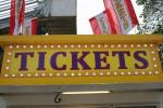 Carnival, #132 ticketssign