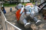 Carnival, #134 elephants upclose