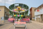 Carnival, #152 Welcome to the fair bench &ride