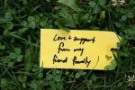 Gratitude tree, #29 love & support offriends…
