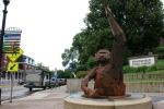 Waist Deep sculpture, #47overview