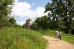 Historic flour mill, #155 walking tomill