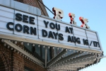PIX Theater, #23 see you at CornDays