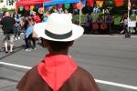 Hispanic fest, #131 boy in costume backof