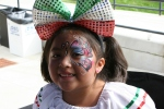 Hispanic fest, #229 facepainting