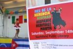 Hispanic fest, #33 librarysign
