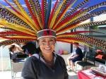 Hispanic fest, #46 Aztec headdress