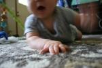 Isaac crawling, #15