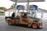 Pick-up truck, #197 at Vergas gasstation