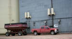 SW MN, #4899 red pick-up by Morganelevator