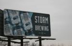 SW MN, #4904 Schells beerbillboard