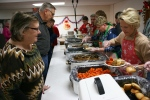 Christmas dinner, #5383 servingclose-up