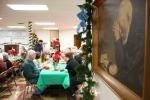 Christmas dinner, #5394 Graceprint