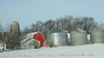 Rural sw Minnesota farm site,#5463