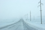 Winter storm, #5748 CR 25 blowingsnow