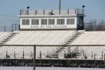 February in Faribault, MN, #6101 FHS footballstadium