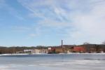 February in Faribault, MN, #6116 Faribault WoolenMill