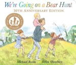 were-going-on-a-bear-hunt-cover art