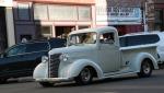 Car cruise, #7531 whitepick-up