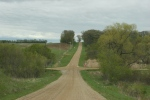 Country drive, #7259 ruralintersection