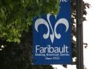 Car cruise, #8277 Faribault storiessign