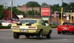 Car cruise, #8282 back of yellowcar