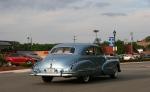 Car cruise, #8303 back of bluecar