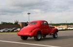Car cruise, #8305 redhotrod