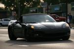 Car cruise, #8324 black convertible,newer