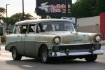 Car cruise, #8329 greenwagon