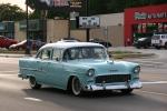 Car cruise, #8340 light bluecar
