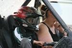 Car cruise, #8354 kid inhelmet
