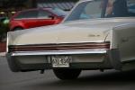 Car cruise, #8360 close-up collectorplate