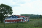 Fourth of July in Wisconsin, fireworksbusiness