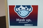 Mask up, Minnesota, #8465