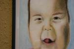 Art, #723 Parker portrait by KateLanglais