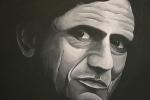 Art, #762 A Man in Black by DanRathburn